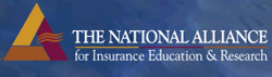Proud Supporter Of The National Alliance For Insurance Education and Research